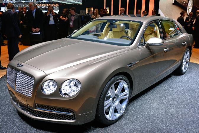 Bentleys neuer Flying Spur.