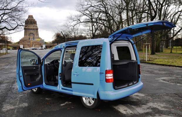 Caddy – Ein VW ohne Golfansprüche