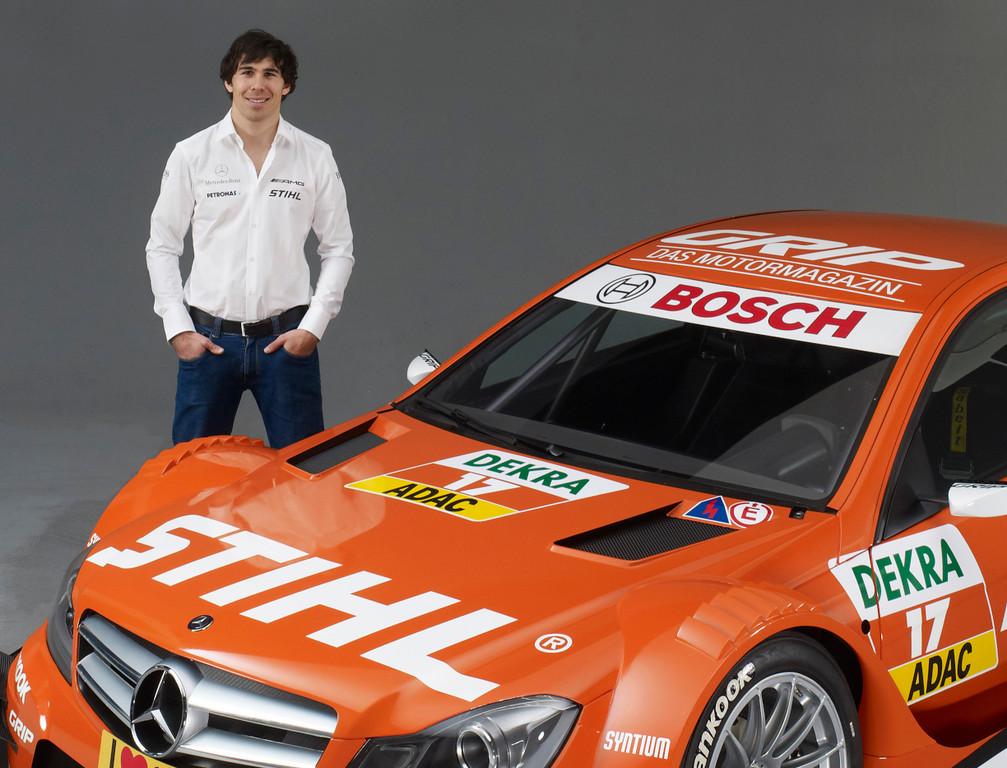 DTM: Stihl konzentriert sich ganz auf Mercedes-Benz