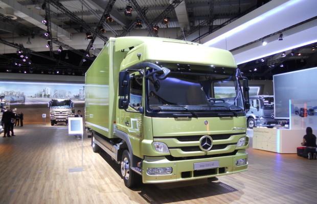 Daimler Trucks trotz Zuwächsen skeptisch gegenüber Marktlage