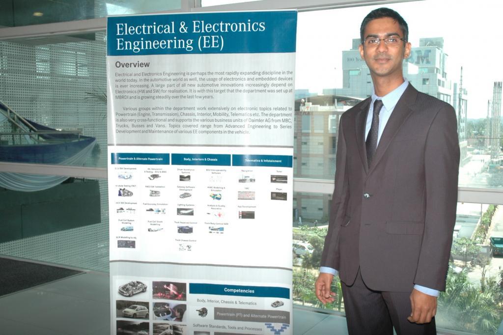 Der 37jährige Ingenieur Satish Sundaresan