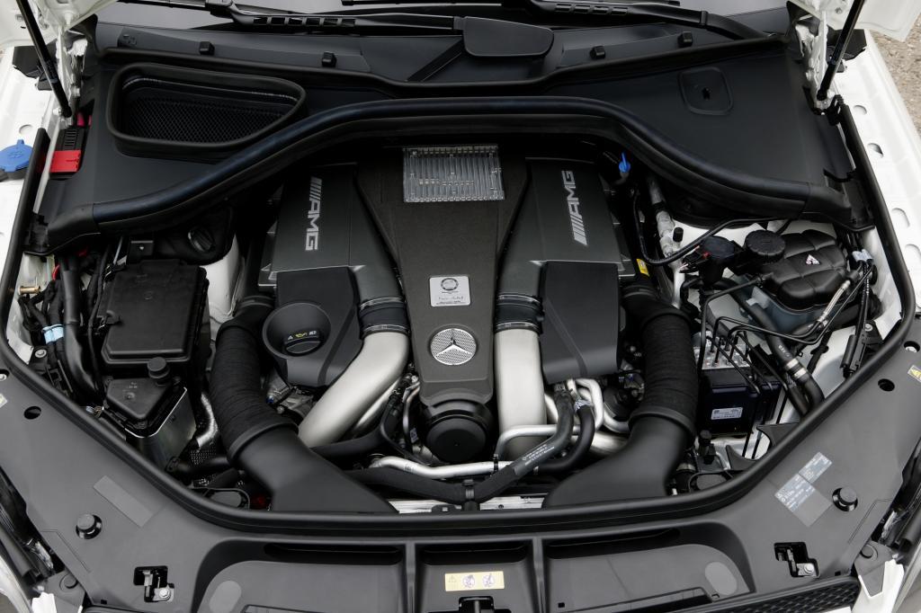 Der 5,5-Liter-Motor leistet 410 kW/557 PS