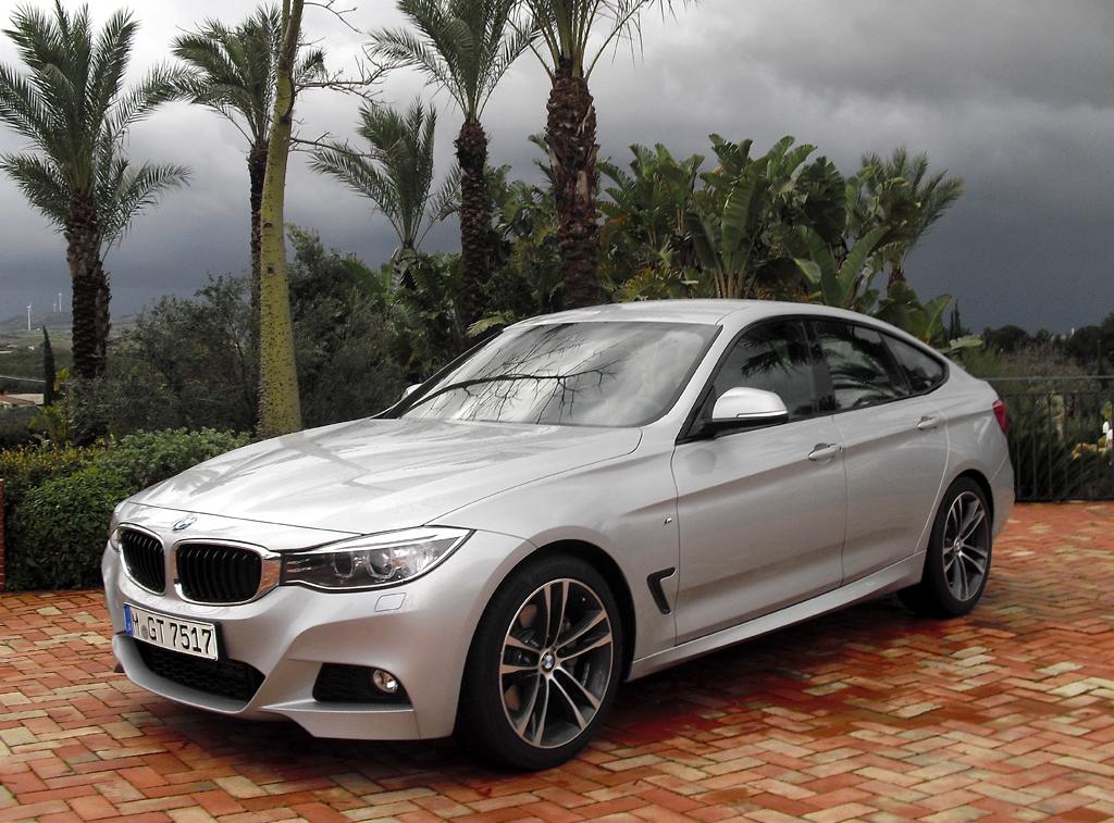 Der BMW 3er GT baut auf der in China angebotenen 3er-Langversion auf.