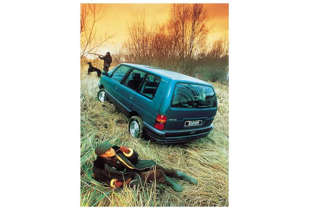 Der Renault Espace hat das Segment der Großraumlimousinen als Mitbegründer in Europa populär gemacht