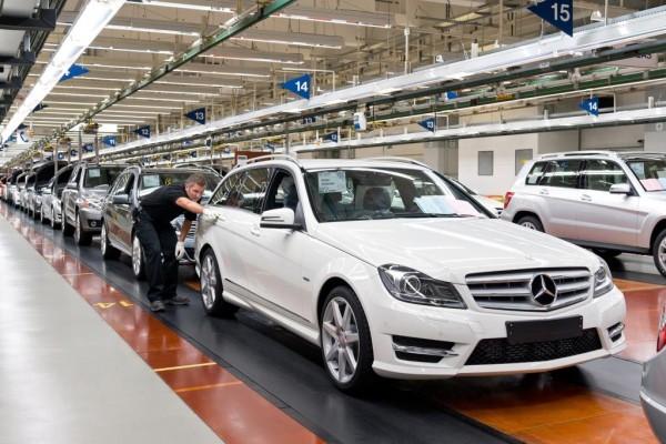 Deutsche Autos weiterhin Exportschlager