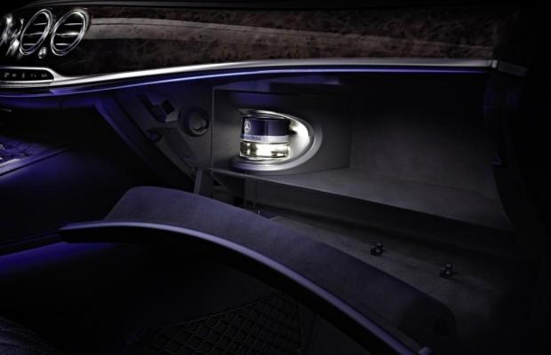 Die neue Mercedes S-Klasse will Komfort-König sein - In Ruhe duften