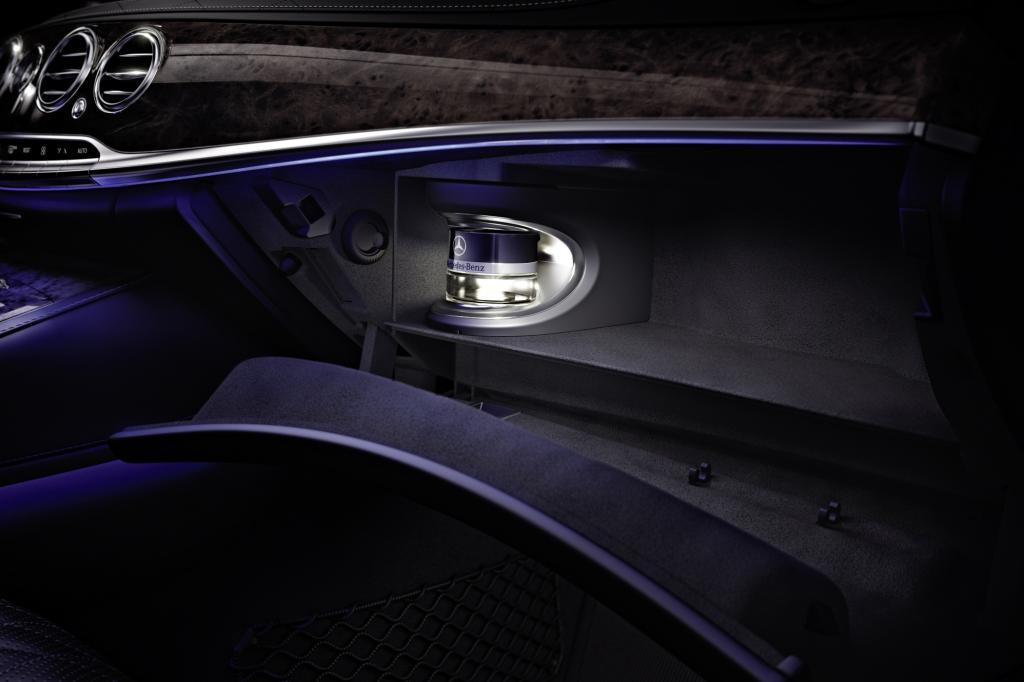 Die neue Mercedes S-Klasse will Komfort-König sein