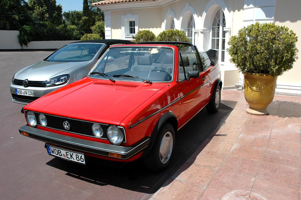 Ein Cabrio zu fahren, das hat schon bei früheren Modellen Spaß gemacht.