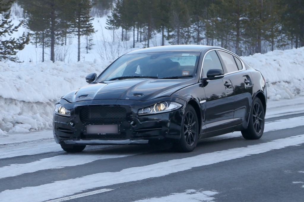 Erwischt: Erlkönig Jaguar XS – Raubkatz und Maus in der Mittelklasse