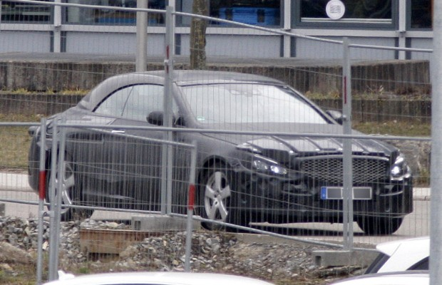 Erwischt: Erlkönig Mercedes C-Klasse Cabrio - Das Cabrio zum Einsteigen