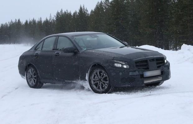 Erwischt: Erlkönig der neuen C-Klasse - Verkaufsstart noch 2013?