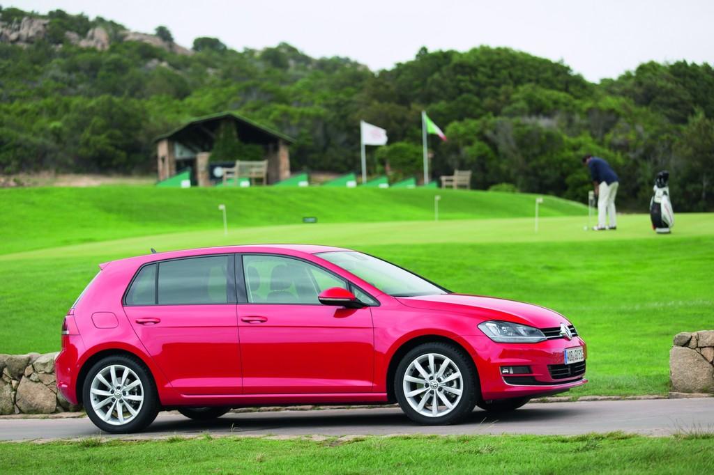 Fahrbericht Volkswagen Golf BMT 1,2 l TSI: Kein Generationskonflikt