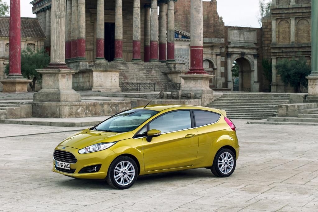 Ford Fiesta: Eco auch ohne Boost
