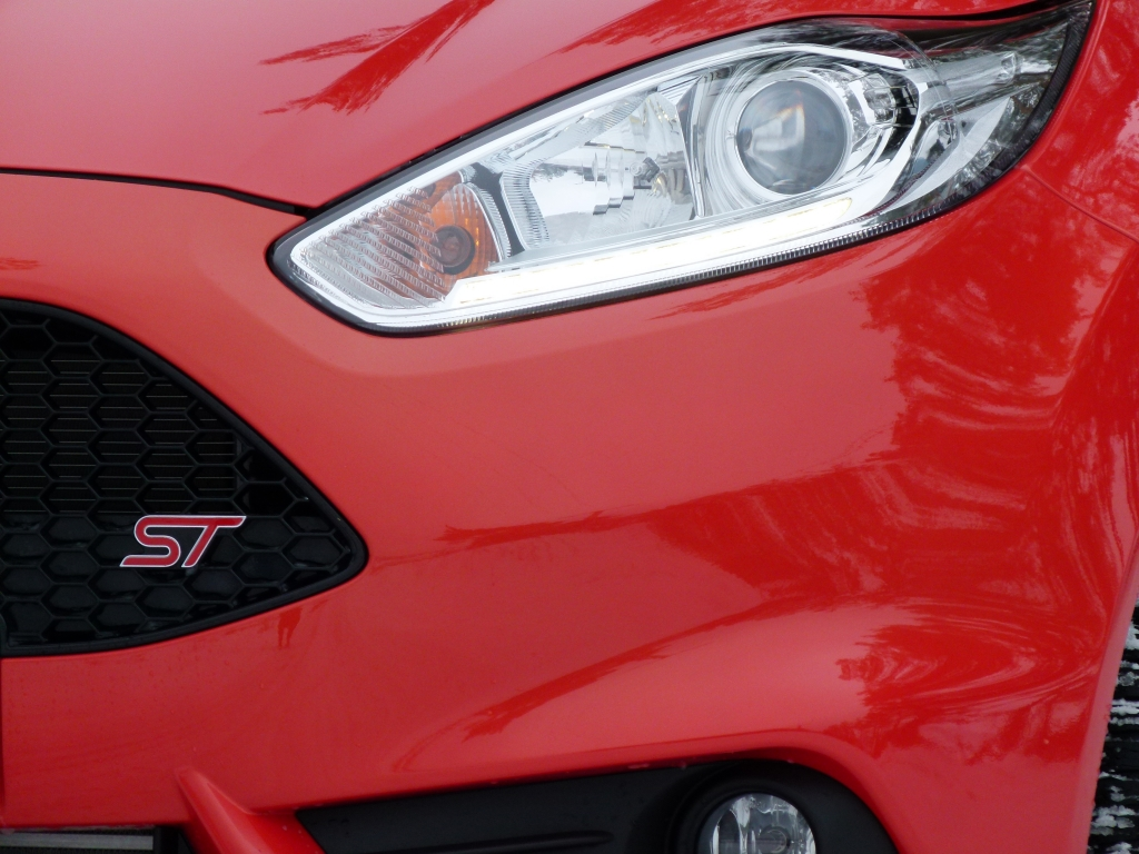 Ford Fiesta ST: Klein, stark und richtig böse