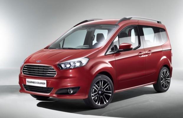 Ford Transporter-Modelle - Familie ist 2014 komplett