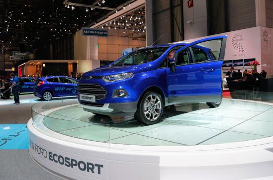 Fords neuer EcoSport.