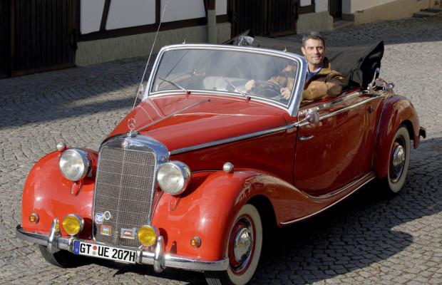GTÜ: Oldtimer besser in Schuss als Alltagsfahrzeuge