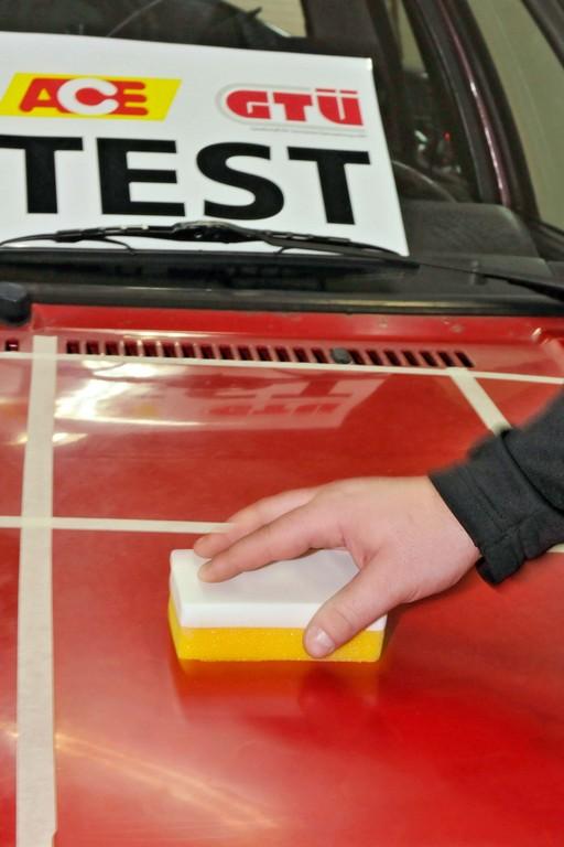 GTÜ-Politurtest: Die teuerste war auch die beste