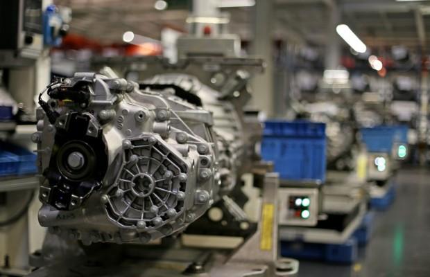 Gaggenau baut das erste Detroit-Getriebe
