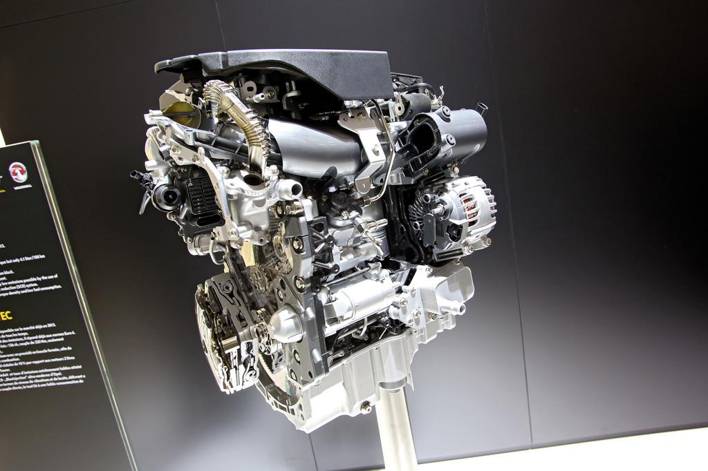 Genf 2003: Opel mit neuem 1,6-Liter-Diesel