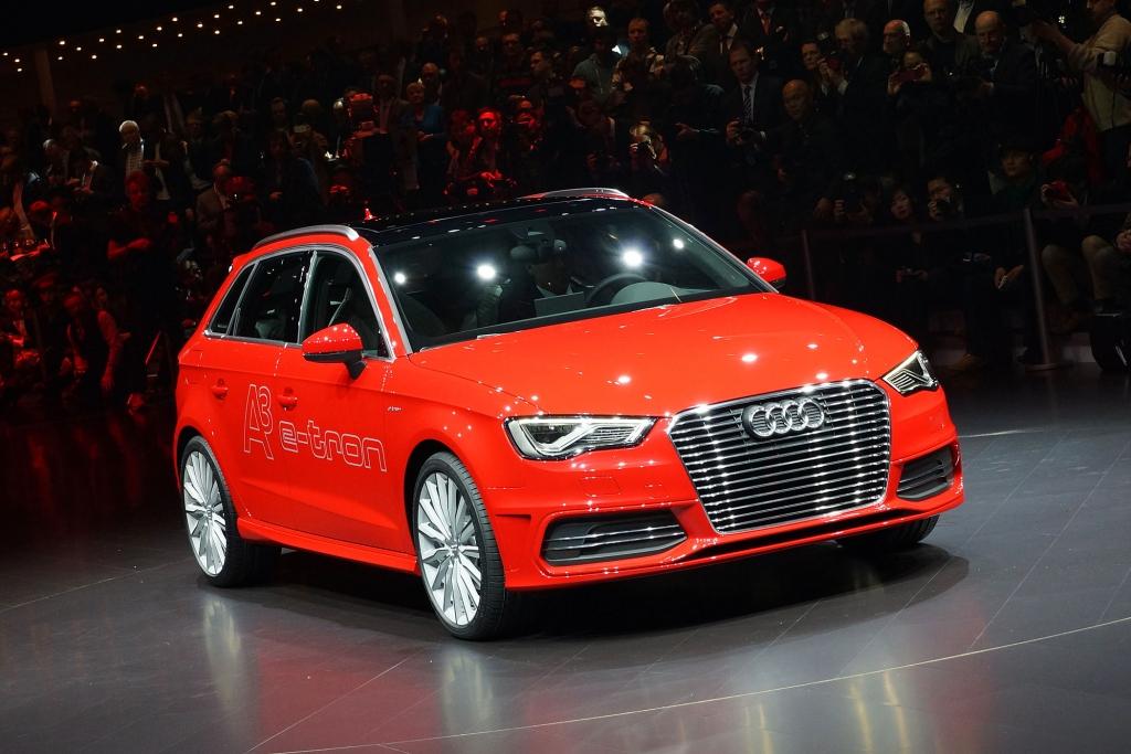 Genf 2013: Alternative Antriebe - Der Hybrid ist nicht zu stoppen