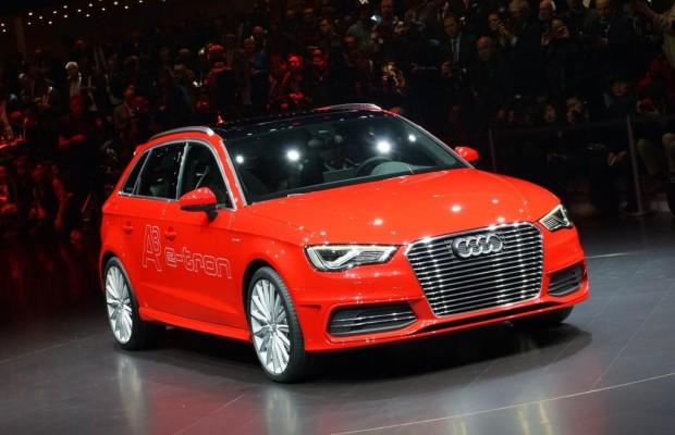 Genf 2013: Audi A3 E-Tron - Sportlich sparen an der Steckdose