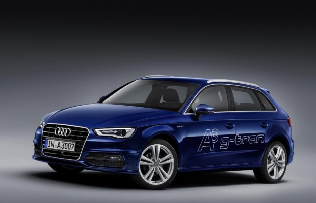 Genf 2013: Audi A3 Sportback g-Tron - Ingolstadt gibt Öko-Gas