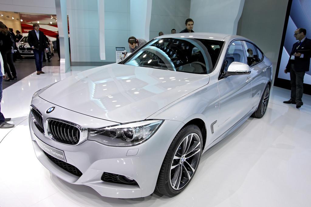 Genf 2013: Gran Turismo – eigenständiger BMW 3er