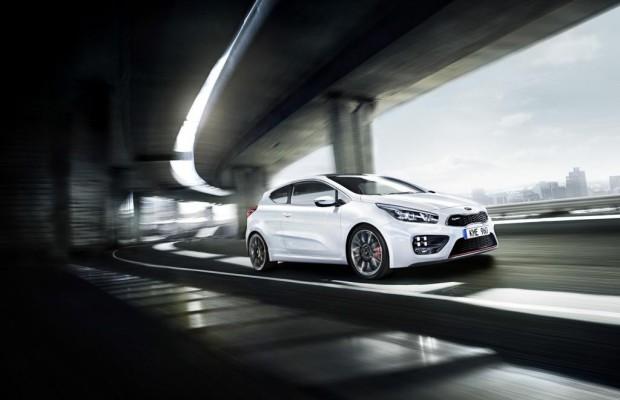 Genf 2013: Kia Ceed GT - Der koreanische Spaßfaktor