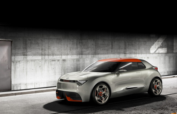 Genf 2013: Kia mit Turbo-Hybrid-Studie Provo