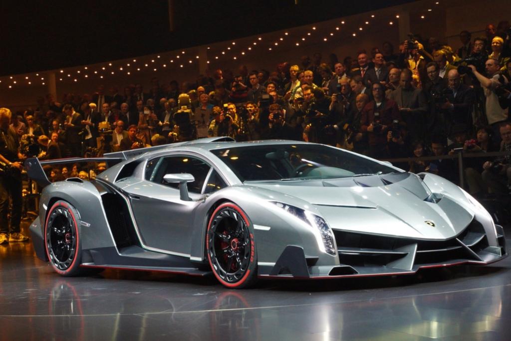 Genf 2013: Lamborghini Veneno - Stier gewinnt