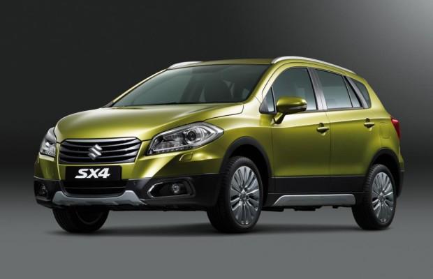 Genf 2013: Neuer Suzuki SX4: Jetzt in der Kompaktklasse zu Hause