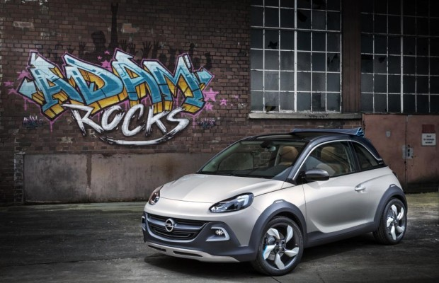 Genf 2013: Opel Adam Rocks - Zweimal Lifestyle in einem Auto