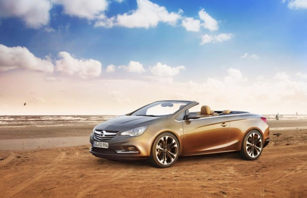 Genf 2013: Opel Cascada - Auf zur Sonne