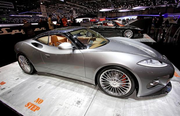 Genf 2013: Spyker B6 Venator soll 115 000 Euro kosten
