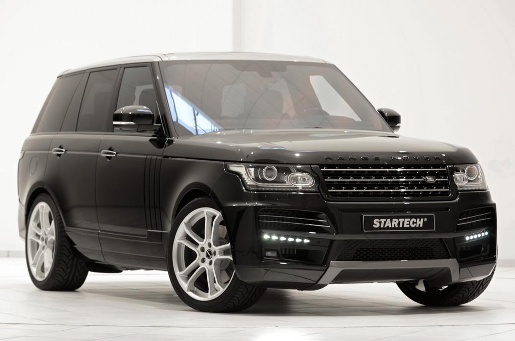 Genf 2013: Startech verleiht Range Rover noch mehr Leistung und Luxus