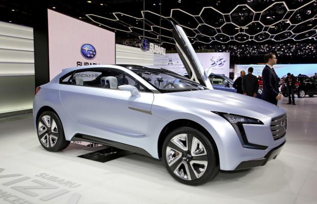 Genf 2013: Subaru gibt mit VIZIV Ausblick auf die Zukunft