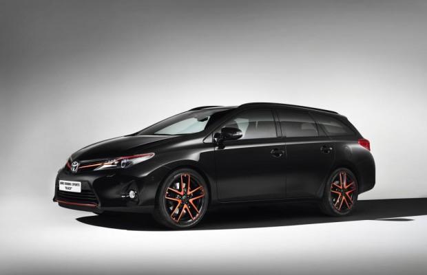 Genf 2013: Toyota Auris Touring Sports