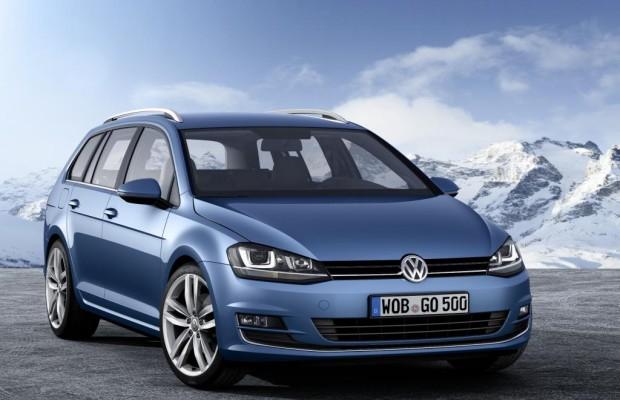 Genf 2013: VW Golf Variant - Schnell nachgeladen