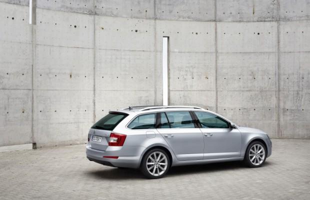 Genf 2013: Weltpremiere Škoda Octavia Combi und Sondermodelle Fabia und Roomster