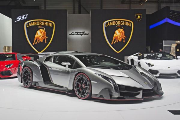Genfer Autosalon: Die Schnen fr die Reichen