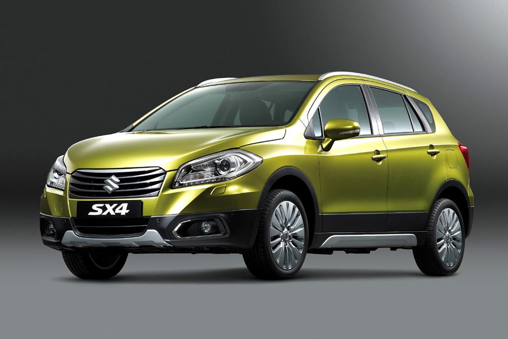 Gerade in Genf vorgestellt: Suzukis neuer Crossover. Fotos: Suzuki/Koch/Grebe