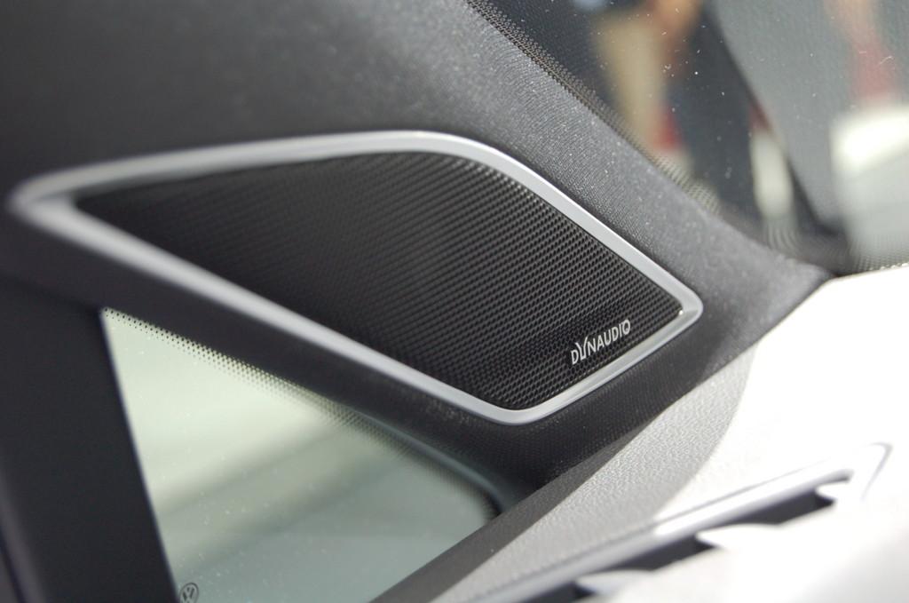 Hörgenuss von Dynaudio für den VW Golf