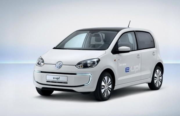 IAA 2013: Premiere für den VW e-Up - Nach der IAA bestellbar
