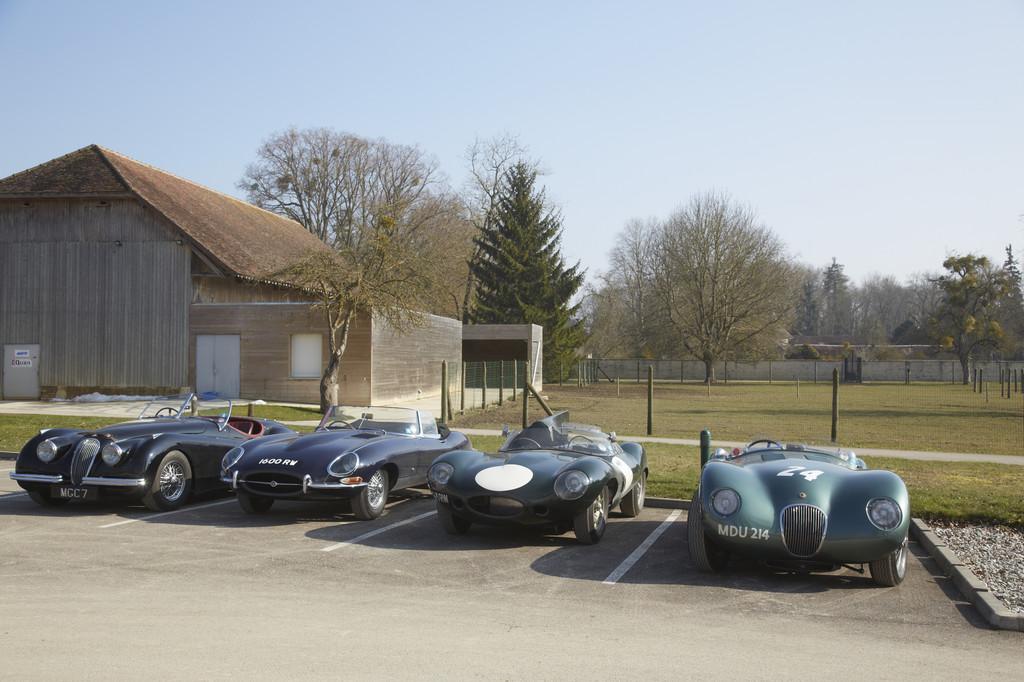 Jaguar F-Type auf den Spuren von Norman Dewis