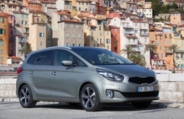 Kia Carens: Kompaktvan zum fairen Preis