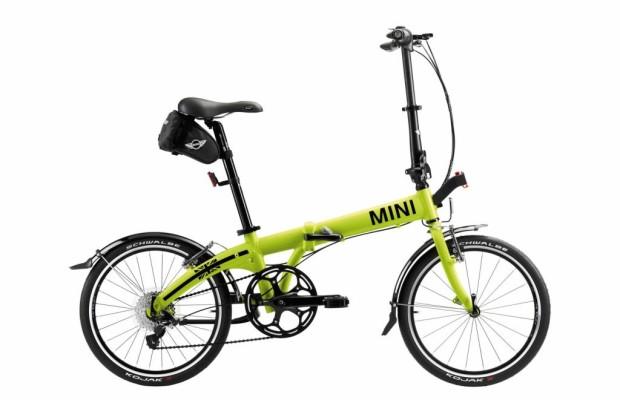 Klapprad von Mini - Kleine Autos, kleine Fahrräder