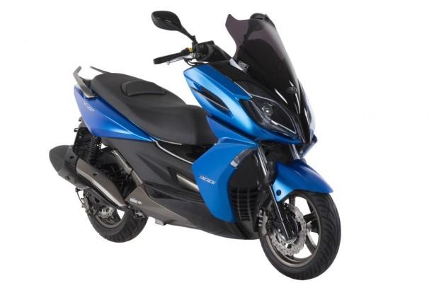 Kymco mit neuem Maxi-Scooter