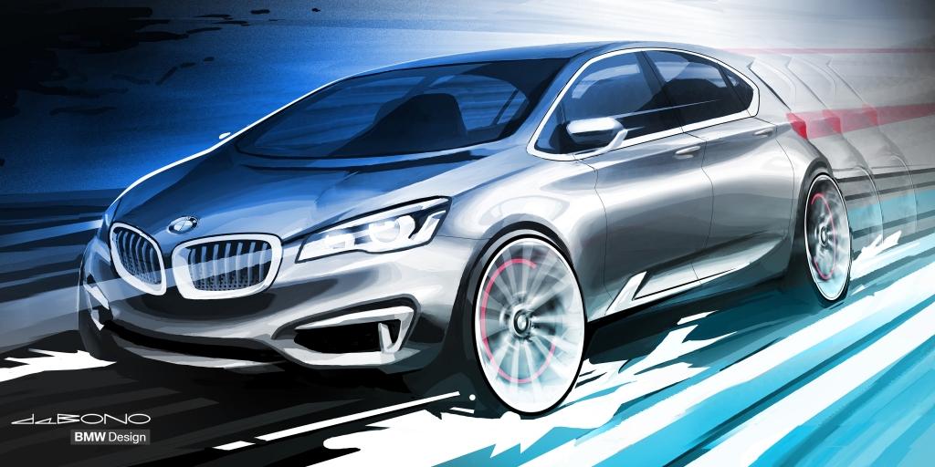 Leipziger Werk baut ersten BMW-Van