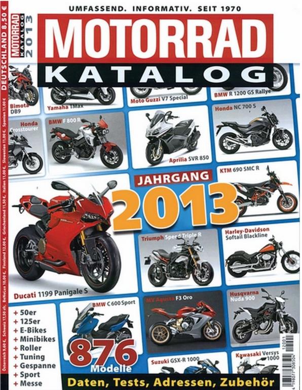 Lesestoff: Top Ten Auto- und Motorrad-Bücher Februar 2013